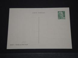 FRANCE - Entier Avec Illustration Sur Le Verso Exposition Philatélique De Nancy - Mai 1948 - A Voir - P18611