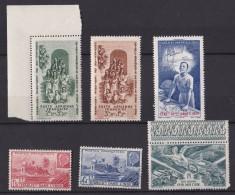 Y&T N°126-127 PA 7 à 10 Neuf** - India (1892-1954)