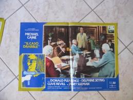 MANIFESTO FOTOBUSTA MICHAEL CAINE IL CASO DRABBLE-1 - Manifesti & Poster
