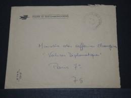 """FRANCE - Env """"Valises Diplomatiques"""" Avec Cachet Bureaux Ambulants - Août 1967 - RARE - A Voir - P18622 - Curiosidades: 1960-69 Cartas"""
