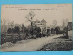 Dompierre-sur-Authie  :  Le Château - Frankreich