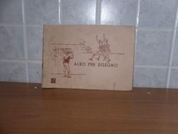 WW2 FASCISMO ALBUM DA DISEGNO BALILLA MARCA DA BOLLO - Libri, Riviste & Cataloghi