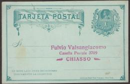 Chile  - See Arrows For Errors. Post Card, Carte Postale, Briefkaart, Entier Postal, Postal Stationary, Postkarte, With - Chili