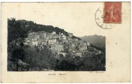 20 CORSE MORO - Unclassified