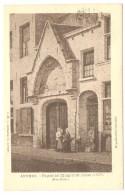 """ANVERS  --  Chapelle De St. Roch, Dit """" Vondelingenhuis """"  Démoli En 1902 - Antwerpen"""