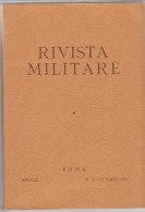 RA#61#04 RIV. MILITARE N.10 Ott 1971/VEICOLO COMBATTIMENTI MECCANIZZATI/ARTIGLIERIA CONTROAEREI/ARTIGLIERIE RINASCIMENTO - Revues & Journaux