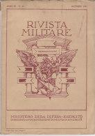 RA#61#6 RIVISTA MILITARE Dic 1953/MOTO GUZZI ZIGOLO/TITO CONTROCARRI/ARMISTIZIO DI PAN MUN JOM - Revues & Journaux