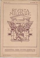 RA#61#08 RIV. MILITARE Sett 1953/AUTOBUS OM PIRELLI/MOTO GUZZI ZIGOLO/ESERCITO FINLANDIA 1939-40/PROIETTI-RAZZO CAMPALI - Revues & Journaux