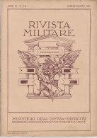 RA#61#09 RIVISTA MILITARE Lu-ago 1953/CAMPAGNA DI GUERRA RUSSIA 1941-43/ARTIGLIERIA/EDIFICI X CAMERATE IN CASERMA - Revues & Journaux