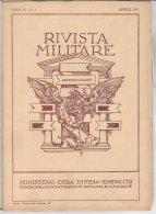 RA#61#12 RIVISTA MILITARE Apr 1953/MACCHINA DA SCRIVERE OLIVETTI LETTERA 22/MACCHINE A CORRENTE CONTINUA/MINERALI STRAT - Revues & Journaux
