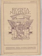 RA#61#14 RIVISTA MILITARE Dic 1952/PNEUMATICI MICHELIN-BIBENDUM/SBARCO IN SICILIA/DIFESA DI NOWAJA ORLOWKA - Revues & Journaux