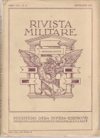 RA#61#15 RIVISTA MILITARE Nov 1952/MACCHINA DA SCRIVERE OLIVETTI LETTERA 22/OPERA NAZ.ASSISTENZA ORFANI MILITARI/ASMARA - Revues & Journaux