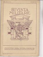 RA#61#16 RIVISTA MILITARE Ott 1952/MICHELIN X BIBENDUM/MOTO GUZZI/MICHELIN X BIBENDUM/ESERCITAZIONI ESERCITI S.U.A. E BR - Revues & Journaux
