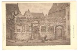 """ANVERS   ----  Tribunal Dit  """" De Vierschare """" Au XV° Siècle - Antwerpen"""