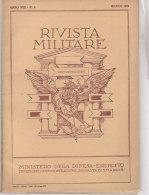 RA#61#19 RIVISTA MILITARE Mar 1952/FIAT 1400/DOCUMENTI SULL'8 SETTEMBRE 1943/CAMPAGNA ESERCITO BELGA 1940 - Revues & Journaux