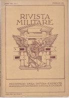 RA#61#20 RIVISTA MILITARE Feb 1952/FIAT 1400/MOTO GUZZI FALCONE/MOTORIZZAZIONE DA MONTAGNA/MORTAI/METANO - Revues & Journaux