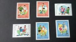 Football: Sahara Occ.R.A.S.D Année 1997 - Timbres