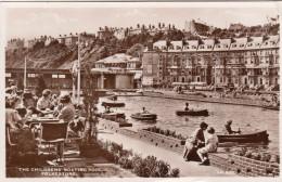 Folkestone, The Childrens Boating Pool (pk29956) - Folkestone