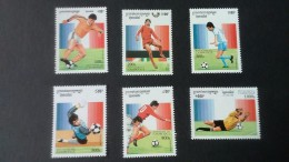Football: Royaume Du Cambodge Année 1996 - Cambodge