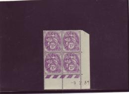 N° 233 - 10c BLANC - B De B+D - 1° Tirage/1° Partie Du 30.1.31 Au 6.3.31 - 9.2.31 - - 1930-1939