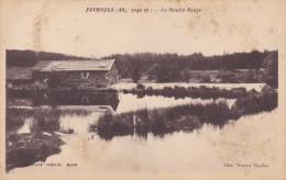 27f - 63 - Fournols - Puy-de-Dôme - Le Moulin Rouge - France