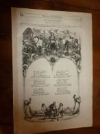 1847 MP Chanson Nouvelle De La Complainte D'un LABOUREUR CONTRE LES USURIERS, Qui Lui Ont Mangé Son Bien;sur Le Chant - 1800 - 1849