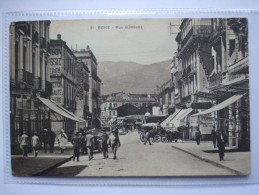 ALGERIA ALGERIE - BONE ANNABA - RUE GAMBETTA - Annaba (Bône)