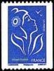 France Roulette N° 4159 **  Marianne De Lamouche Du TVP Bleu - Rollen