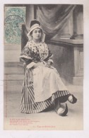 CPA TYPE DE BETHMALAISE En 1905!! - Vestuarios