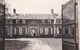 CPSM Dentelée De BACHIMONT (62)  -  Le Château - Centre De Colonies Paroissiales De HARNES (62)  //  TBE - France