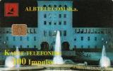Albania - ALB-40, Town Around Bay, 100u, 7/99, 90,000ex, Used - Albanie