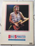 Bruce Springsteen Calendar 1987 - Calendriers