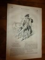 1847 MP Le PORTRAIT UNIVERSEL (Nous Sommes Tous Comme Une Pipe Allumée, Cendre Et Fumée);TEPLITZ; Schlossberg; - 1800 - 1849