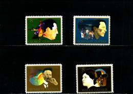 UNITED STATES/USA - 1973  AMERICAN ARTS  SET  MINT NH - Stati Uniti
