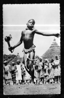 Afrique Noire , Jeune Danseur De Boundiali  - Trait Blanc Defaut De Scan  Odd133 - Tänze