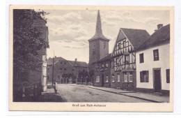 5144 WEGBERG - RATH - ANHOVEN, Strassenpartie - Wegberg