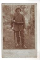 Nr.  6513,  FOTO-AK,  Deutscher Soldat - Guerre 1914-18