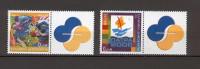 Greece 2006 Personal Stamps Patra European Capital Of Culture With Labels MNH (D031) - Neufs