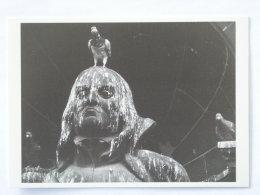 STATUE DE CARNOT / PARIS - Pigeons - Carte Postale Moderne Reproduisant Une Photo Robert Doisneau - Doisneau