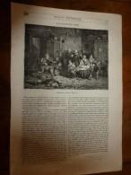 1847 MP :Les Moulins à Vent En Hollande (avec Gravure); Richesses De La MER; Pline Le Jeune (avec Portrait) - 1800 - 1849