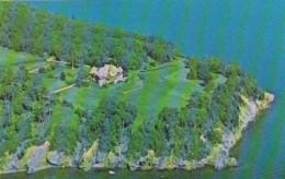 Canada Aerial View Beinn Bhreagh Home Of Alexander Graham Bell Baddeck Cape Breton Nova Scotia - Cape Breton