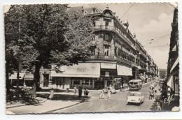 TOULOUSE, La Ville Rose -1958- La Rue D'Alsace-Lorraine (animée,voiture,autocar,magasin DRALUX) Cpsm 14 X 9 - Toulouse