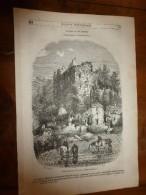 1847 MP : Château De CLISSON ; Au Musée De REIMS; Le Bélisaire De La GRANDE ARMEE....etc - 1800 - 1849