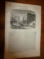 1847 MP : Arc De Triomphe De LANGRES (Hte Marne); Drontheim (Norvège); Anciennes Machines à Terrassement;PEULS (Sénégal - 1800 - 1849