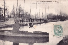 AULNAY SOUS BOIS(93)1906-maison REITZ-au Rendez-vous Des Pêcheurs - Aulnay Sous Bois