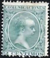 SPAIN 1889 Alfonso XIII 2c Mint - Unused Stamps