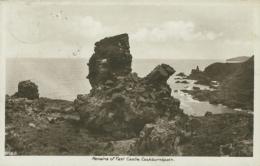 GB COCKBURNSPATH / Remains Of Fast Castle / - Berwickshire