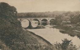 GB COLDSTREAM / Coldstream Bridge / - Berwickshire