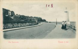 GB COWES / The Esplanade / - Cowes