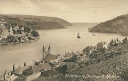 GB DARTMOUTH  / Entrance To Dartmouth Harbour / - England